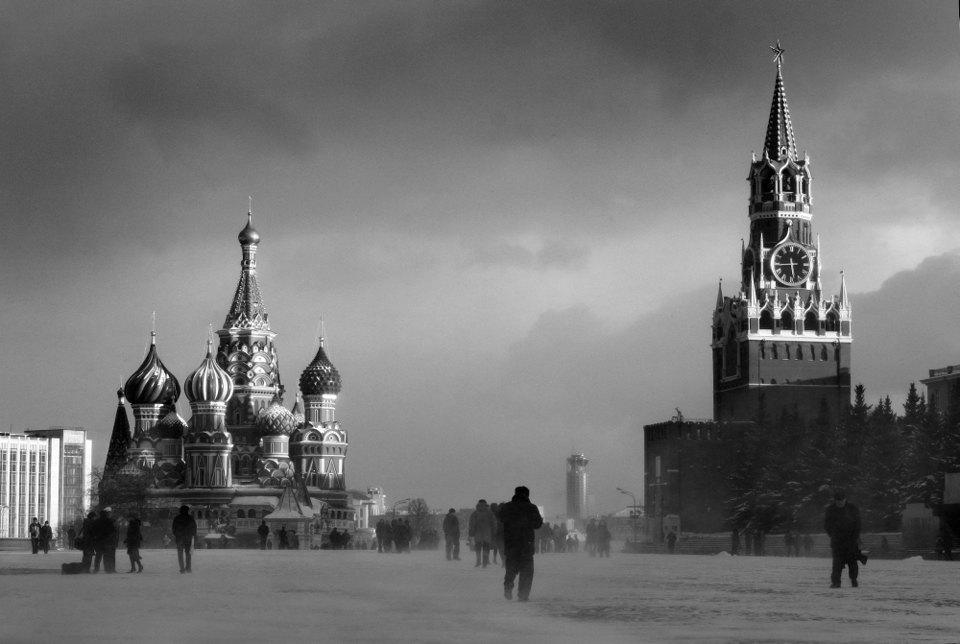 Камера наблюдения: Москва глазами Михаила Почуева. Изображение №30.