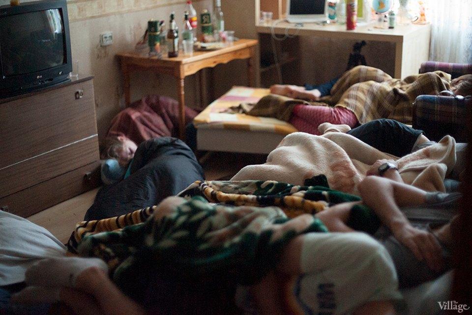 Эксперимент The Village: Каково жить в резиновой квартире. Изображение № 21.