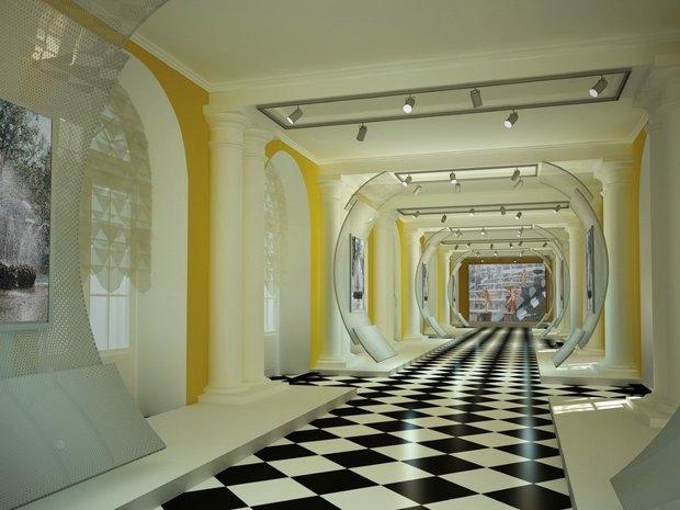 В Петергофе заработал музей фонтанного дела. Изображение № 1.