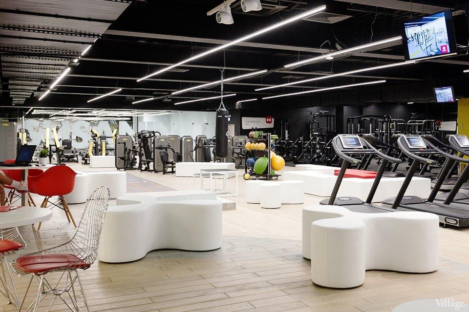 Интерьер недели (Петербург): Susanin Fitness. Изображение № 10.