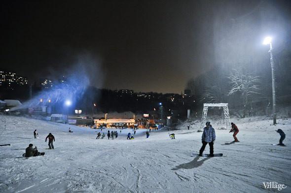 В Киеве заработал горнолыжный комплекс «Протасов Яр». Изображение № 1.