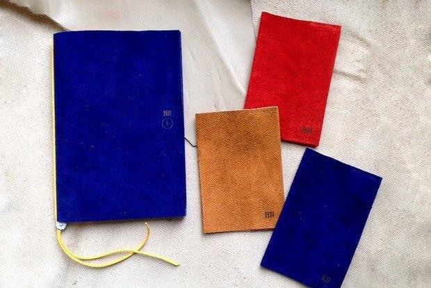 Кожаные блокноты NB. Изображение № 2.