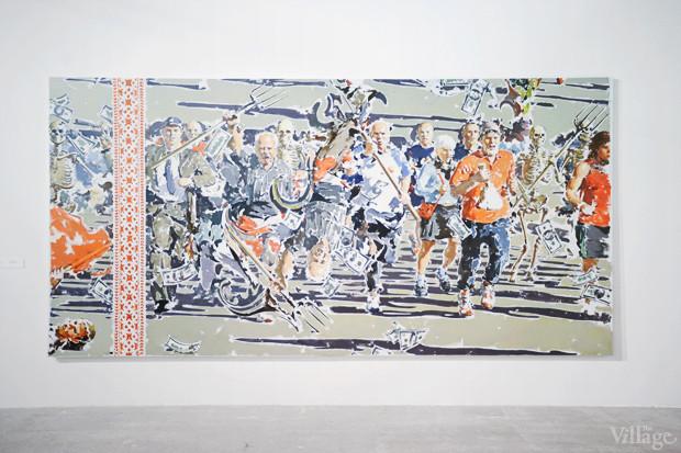 Arsenale 2012: Куратор Дэвид Эллиотт — об украинской арт-сцене и отборе художников для биеннале . Зображення № 12.