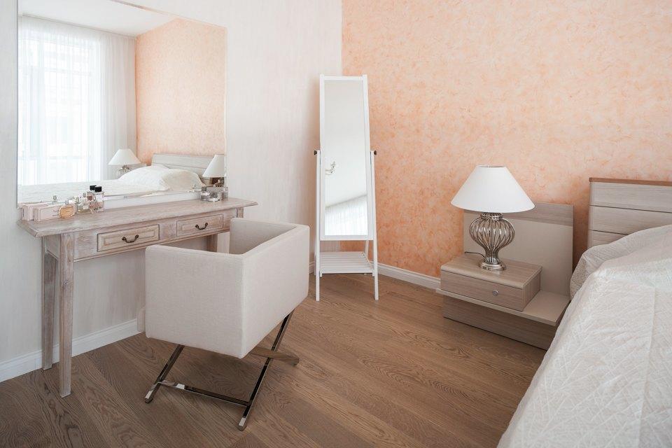 Квартира c минималистичным интерьером на Крестовском острове . Изображение № 11.