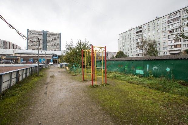 Чего хочет Москва: Четыре районных парка. Изображение № 7.