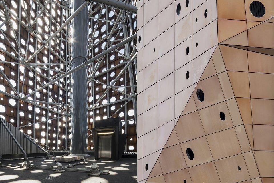 Пять самых необычных зданий сентября. Изображение № 3.