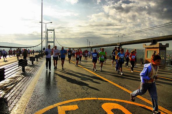Иностранный опыт: 5 городских марафонов. Изображение № 60.