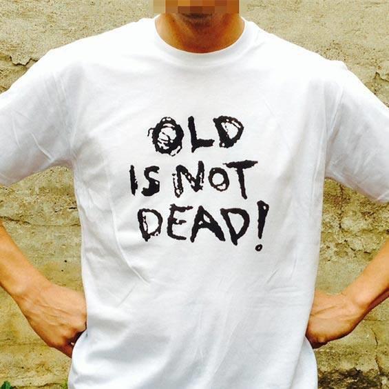 Старикам тут неместо. Изображение № 1.
