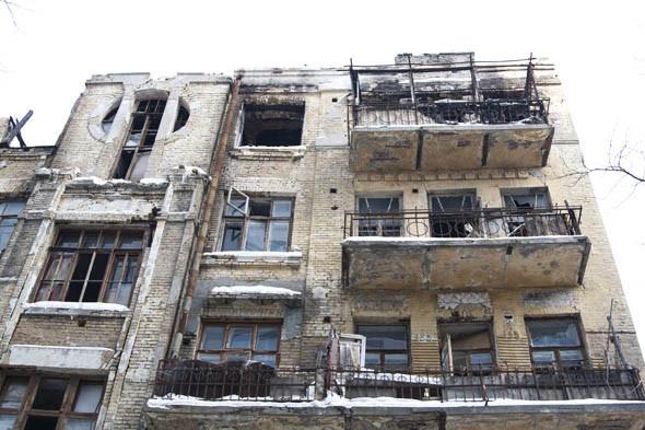 Минус один: В Киеве сносят очередной памятник истории и архитектуры. Изображение № 3.