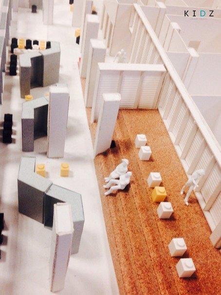 Дизайнерский коллектив Kidz преобразит Ржевскую библиотеку. Изображение № 3.