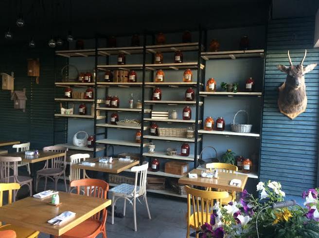 На Даниловском рынке открылось кафе «Федя, дичь!». Изображение № 2.