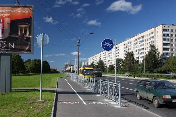 Что происходит с велодорожками в Петербурге?. Изображение № 6.