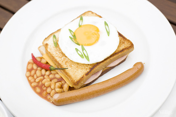 Изображение 36. 6 поздних завтраков в Москве.. Изображение № 8.