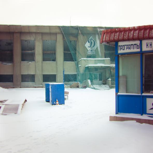 В зоне риска: Стадион «Динамо». Изображение № 23.