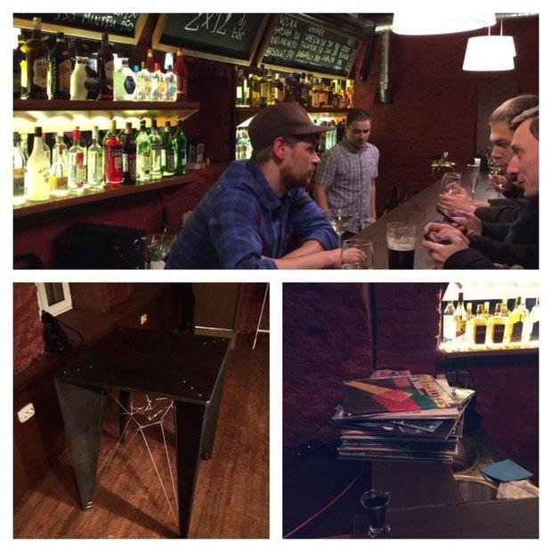 На улице Восстания открылся бар с магазином винила . Изображение № 2.