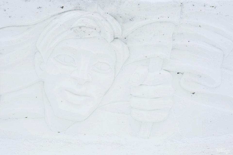 Ледянойлабиринт на ВВЦ. Изображение № 2.