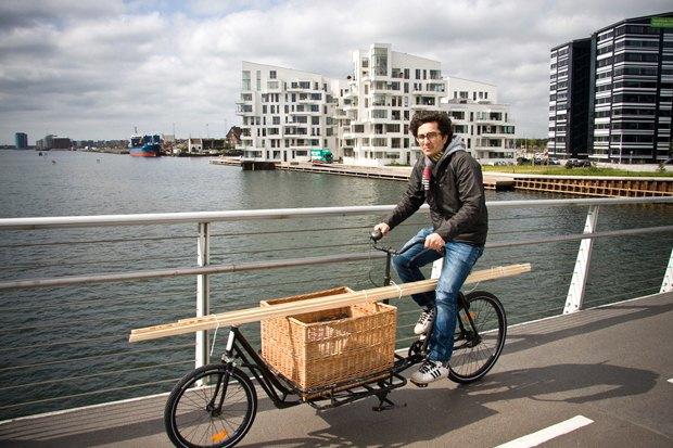 Автор Cycle Chic— одевушках, детях иполитиках навелосипедах. Изображение №9.