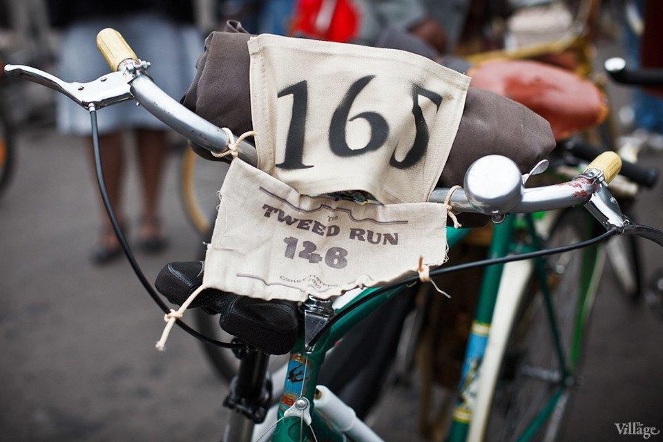 С твидом на город: Участники велопробега Tweed Ride о ретро-вещах. Изображение № 26.