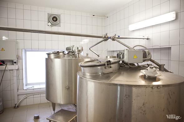 Репортаж: Как делают молочные продукты в «Лосево». Изображение № 45.