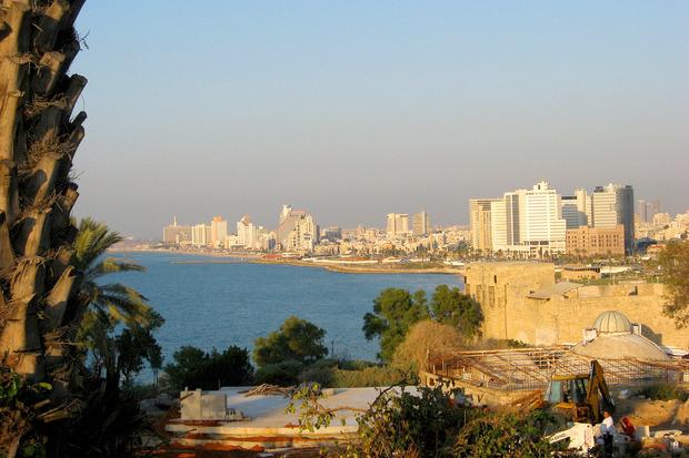 Клуб мэров: Рон Хульдаи, Тель-Авив . Изображение № 11.