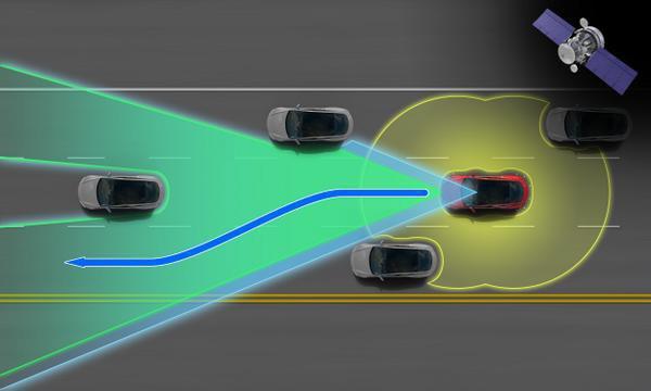 Tesla представила новый электрокар савтопилотом. Изображение № 3.