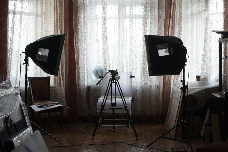 Как бросить журналистику и начать продавать картины. Изображение № 9.