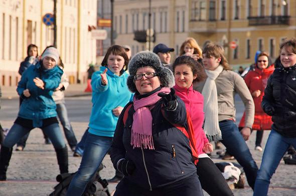 С конца апреля в Киеве начнут проводить зарядки под открытым небом. Зображення № 5.