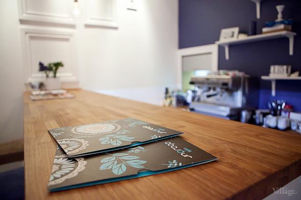 Новое место (Петербург): Кафе Abajour. Изображение № 19.