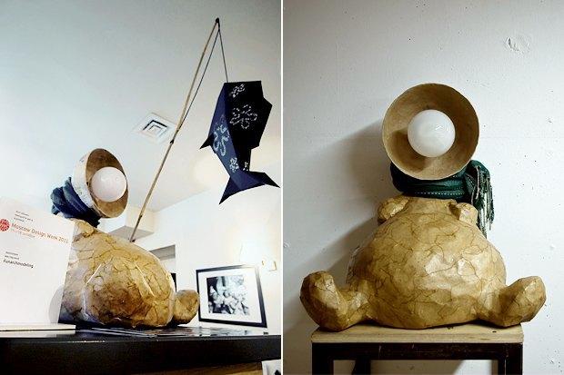 Своими руками: Сделать настольную лампу. Изображение № 1.