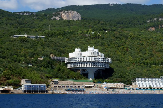 На воды: 8 монументальных российских санаториев. Изображение № 7.