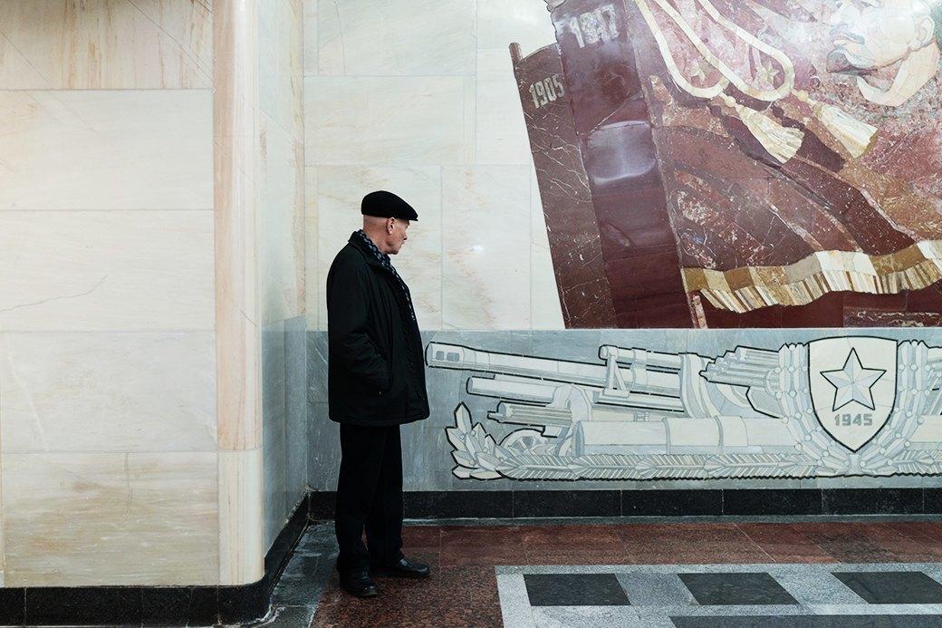 Обновлённая станция метро «Бауманская». Изображение № 12.