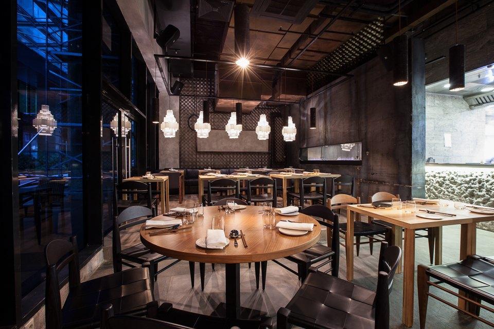 Ресторан Madame Wong. Изображение № 9.