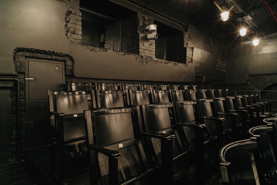 «Студия театрального искусства» вздании бывшей фабрики. Изображение № 24.