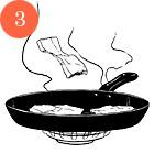 Рецепты шефов: Салат из свежих овощей с ростбифом. Изображение № 5.