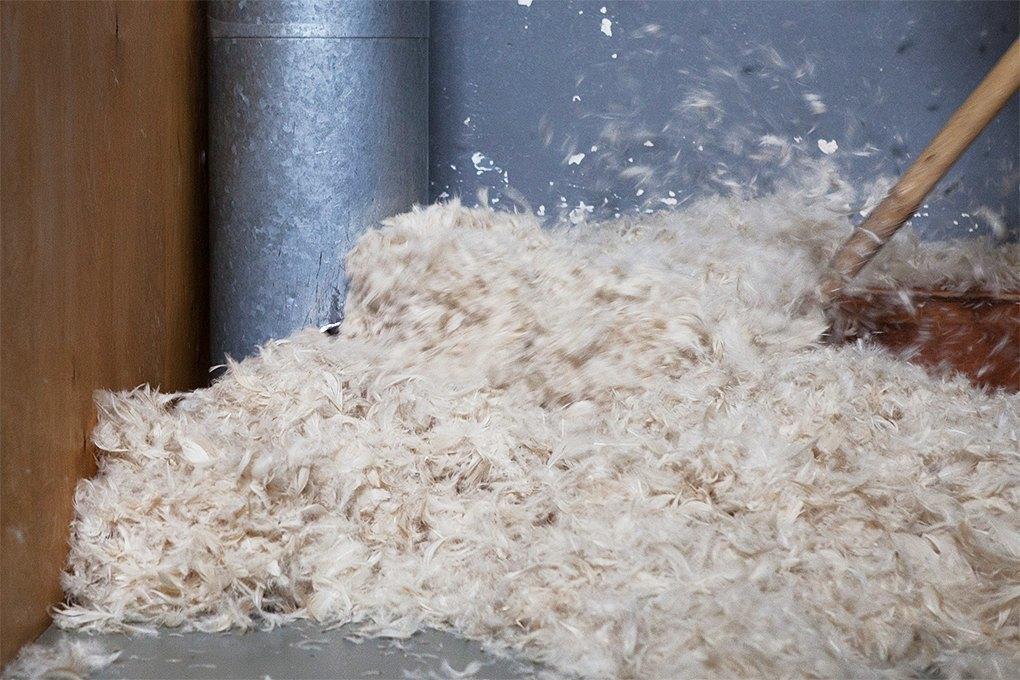 Производственный процесс: Как делают подушки. Изображение № 5.