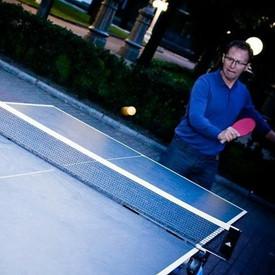 Стол накрыт: Где играть в пинг-понг на открытом воздухе. Изображение № 7.