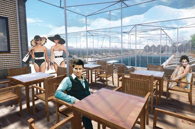 Планы реконструкции парка «Северное Тушино». Изображение № 13.