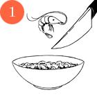 Рецепты шефов: Дим-самы сбараниной, по-гуандунски искреветками. Изображение № 7.