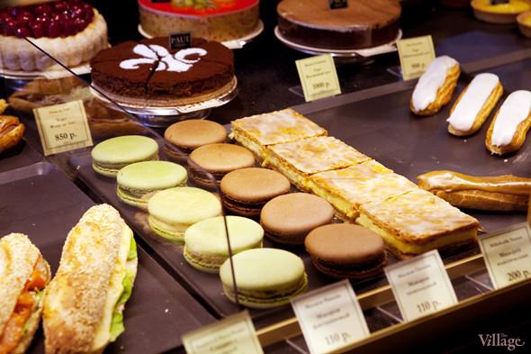 Новое место: кафе и пекарня Paul. Изображение № 6.