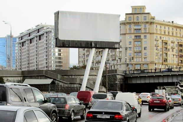 Со щитом иль на щите: Как делят рынок наружной рекламы вМоскве. Изображение № 3.