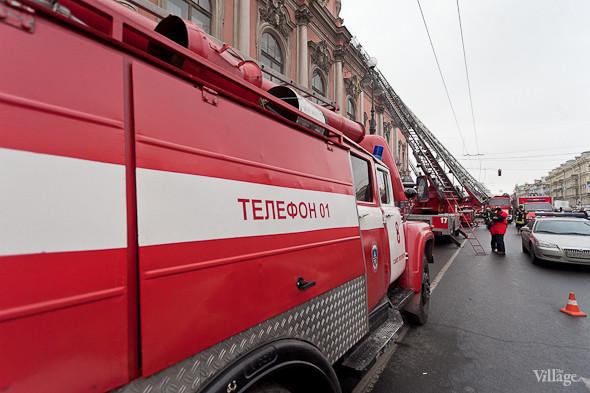 В Петербурге горел дворец Белосельских-Белозерских. Изображение № 7.