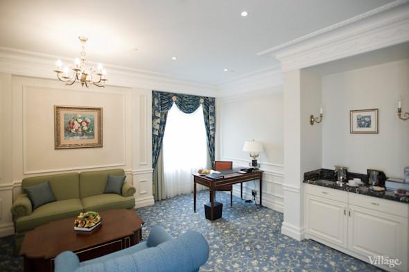 В Киеве открыли еще один пятизвездочный отель. Зображення № 3.