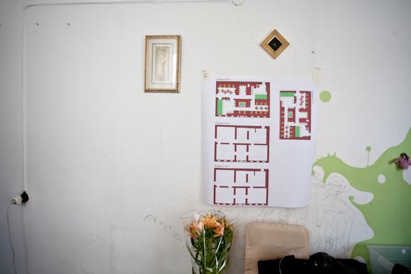 Группа «Фабрика»: Гид по арт–пространствам Обводного канала. Изображение № 78.