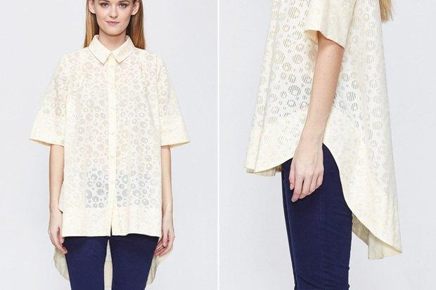 8 женских рубашек сузором. Изображение № 6.