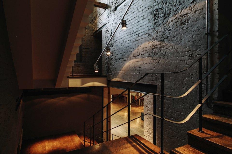 «Студия театрального искусства» вздании бывшей фабрики. Изображение № 19.