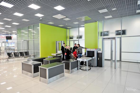 Фоторепортаж: Новый терминал аэропорта Киев — за день до открытия. Зображення № 43.