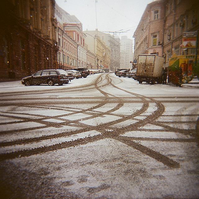 Камера наблюдения: Москва глазами Варвары Лозенко. Изображение №20.