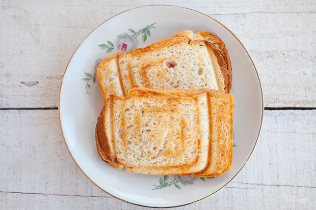 Сэндвич с сыром и овощами — 1 буква. Изображение № 21.