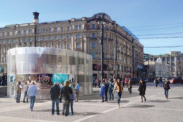 Чего хочет Москва: Проекты архитекторов для города. Изображение № 8.