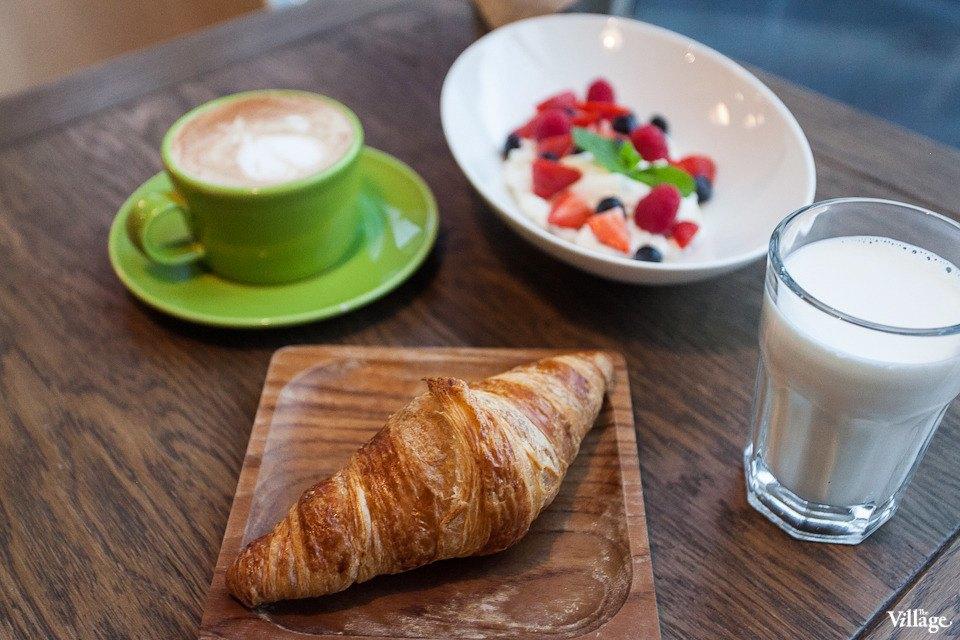 Никогда не поздно:17 мест, где завтракают после полудня. Изображение № 8.